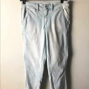 Pants - Anthropologie relaxed fit Chino